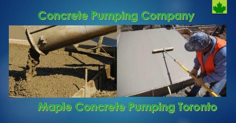 Concrete Pumping Company