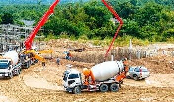 Concrete Pump Don't Stuck