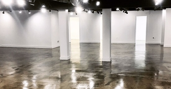 Commercial Polished Concrete Benefits