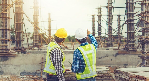 Concrete contractor Responsibility