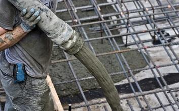 Concrete Pump Increased Volume