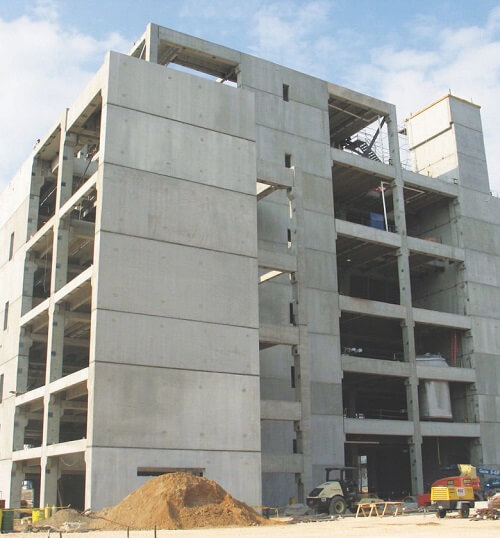 Precast Concrete Construction