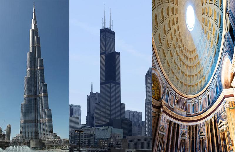 top-5 concrete buildings