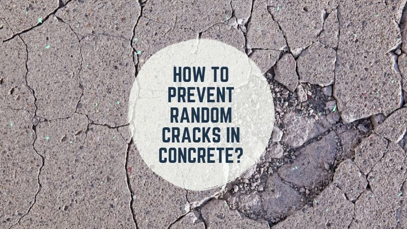 Preventing Concrete Cracks