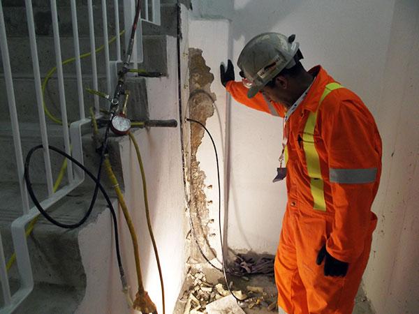 Void Concrete Filling A Way To Minimize Risk