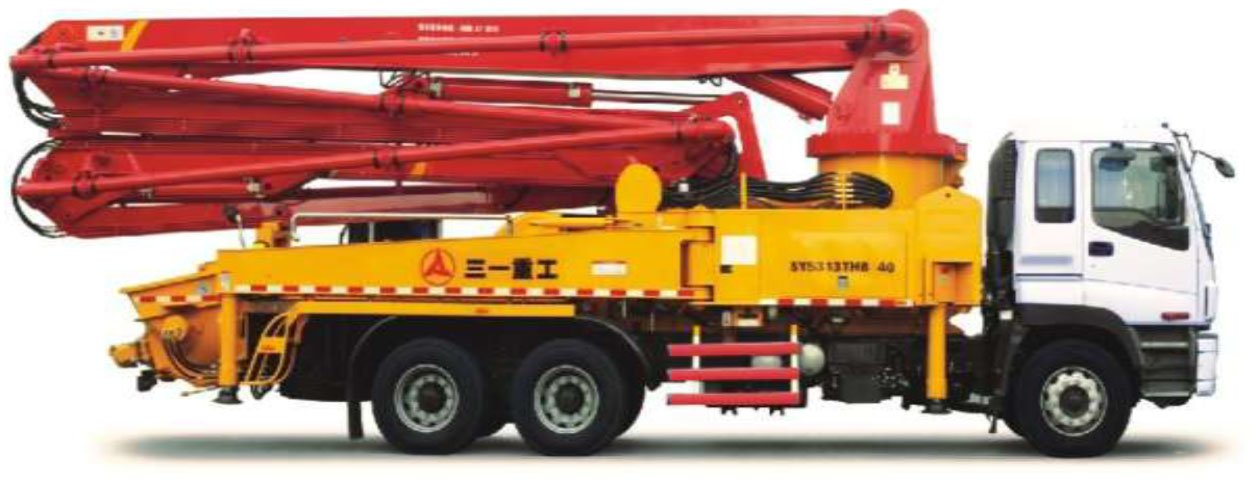 Global Truck Mounted Concrete Pump Market Analysis 2018