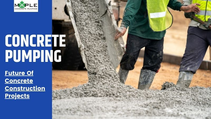 concrete pumping
